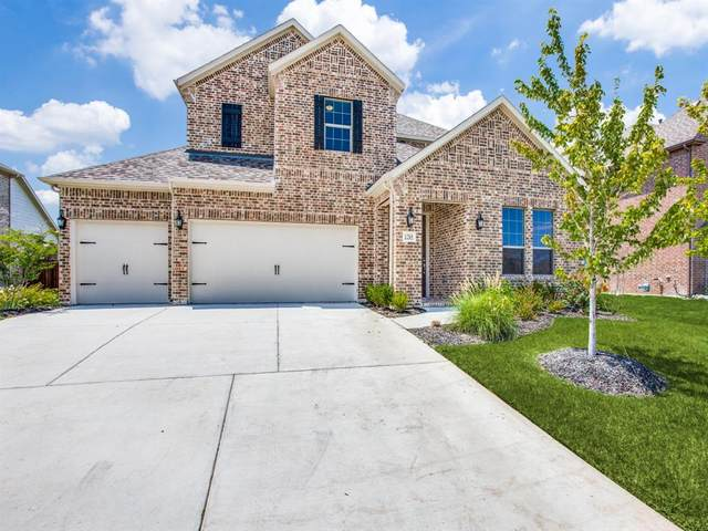 1205 Glendon Drive, Forney, TX 75126 (MLS #14403784) :: The Rhodes Team