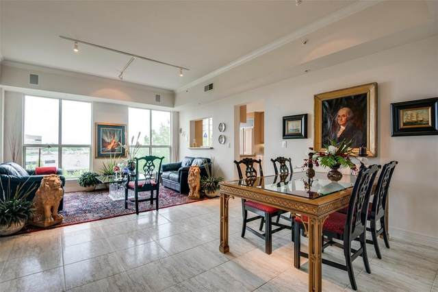 3401 Lee Parkway #701, Dallas, TX 75219 (MLS #14403804) :: Frankie Arthur Real Estate
