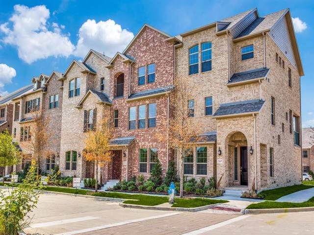 2433 Springhill Avenue, Flower Mound, TX 75028 (MLS #14403805) :: Team Hodnett