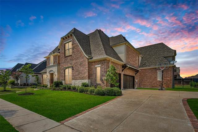 820 Rhone Lane, Southlake, TX 76092 (MLS #14403850) :: Keller Williams Realty
