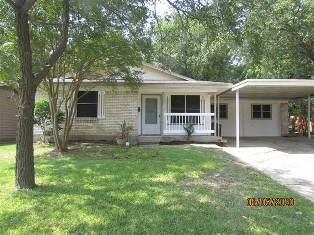 1308 Rusk Drive, Mesquite, TX 75149 (MLS #14404199) :: The Heyl Group at Keller Williams