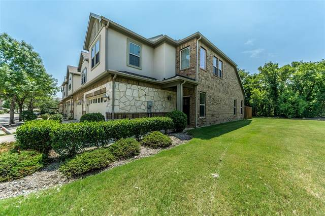 1857 Villa Drive, Allen, TX 75013 (MLS #14404323) :: Lyn L. Thomas Real Estate | Keller Williams Allen