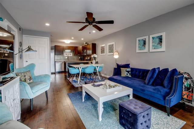 5325 Fleetwood Oaks Avenue #251, Dallas, TX 75235 (MLS #14404390) :: EXIT Realty Elite