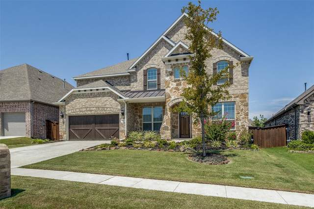 309 Green Valley Drive, Mckinney, TX 75071 (MLS #14404521) :: The Heyl Group at Keller Williams