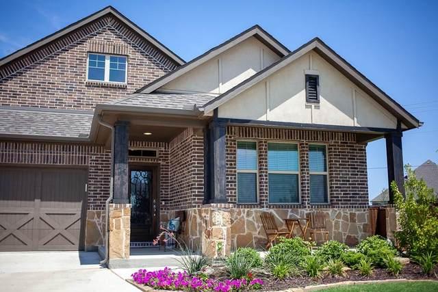4520 Longfellow Avenue, Celina, TX 76227 (MLS #14404732) :: The Heyl Group at Keller Williams