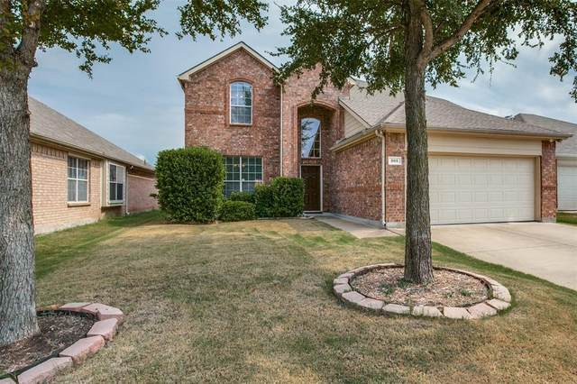 865 Bowie Drive, Lavon, TX 75166 (MLS #14404985) :: The Heyl Group at Keller Williams