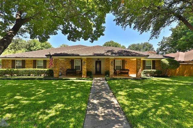 28 Glen Abbey Street, Abilene, TX 79606 (MLS #14405311) :: The Mitchell Group