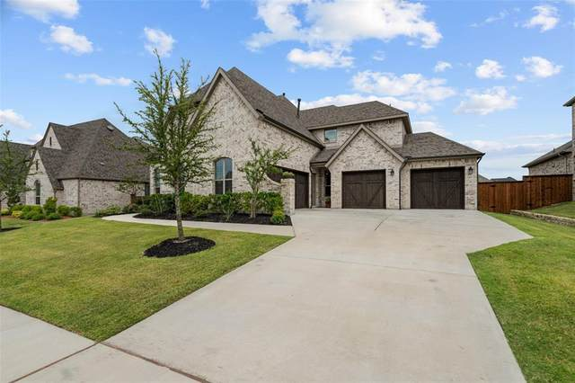 2713 Twin Eagles Drive, Celina, TX 75009 (MLS #14405533) :: The Kimberly Davis Group