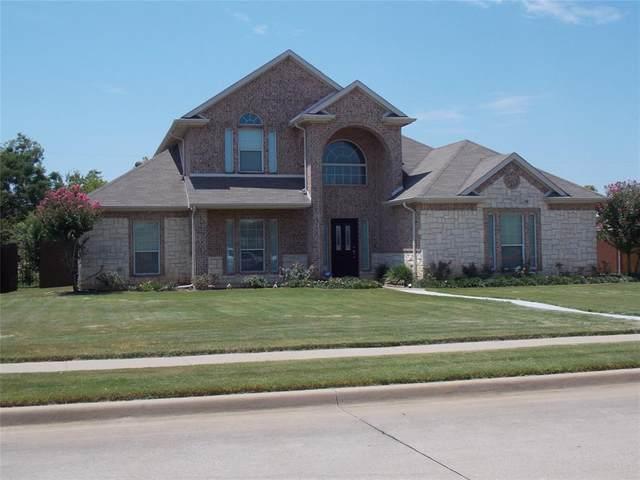 808 Lakewood Drive, Kennedale, TX 76060 (MLS #14405668) :: Trinity Premier Properties