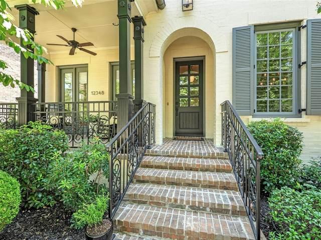 12348 Riverhill Road, Frisco, TX 75033 (MLS #14406118) :: Real Estate By Design