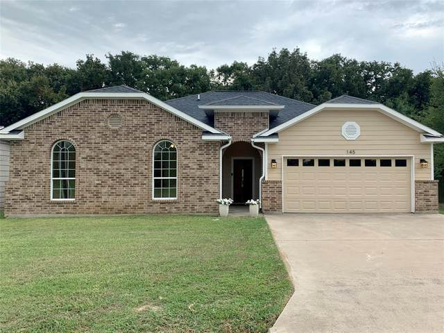 145 Commodore Drive, Gun Barrel City, TX 75156 (MLS #14406371) :: The Kimberly Davis Group