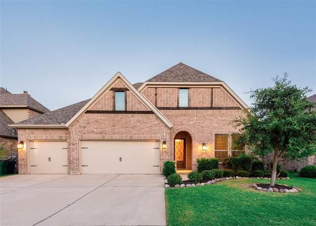 2701 Oak Blossom Drive, Mckinney, TX 75071 (MLS #14406474) :: The Heyl Group at Keller Williams