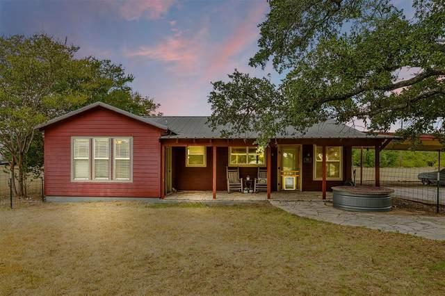 611 Wells Lane, Weatherford, TX 76085 (MLS #14406542) :: The Mauelshagen Group