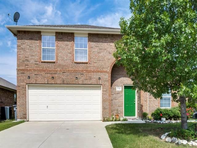 2746 Hacienda Lake Drive, Little Elm, TX 75068 (MLS #14406746) :: The Chad Smith Team