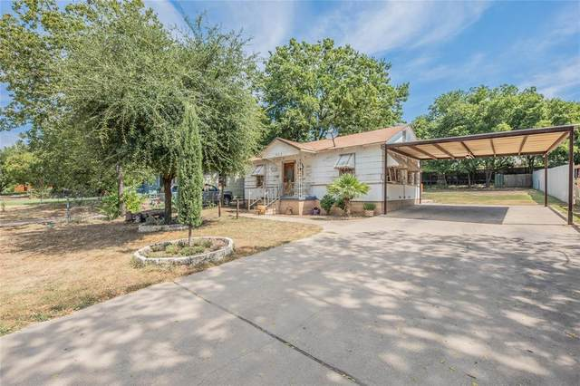 3312 NW 23rd Street, Fort Worth, TX 76106 (MLS #14406781) :: The Heyl Group at Keller Williams