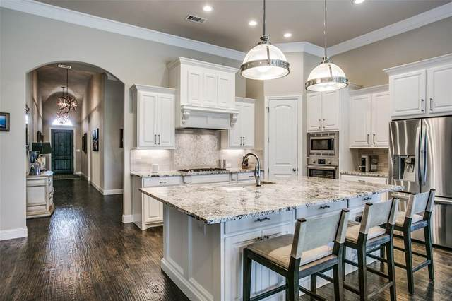 2700 Woodpoint Road, Lewisville, TX 75067 (MLS #14406891) :: The Heyl Group at Keller Williams
