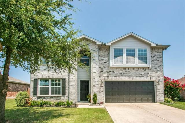 240 Hilltop Drive, Justin, TX 76247 (MLS #14406905) :: The Heyl Group at Keller Williams