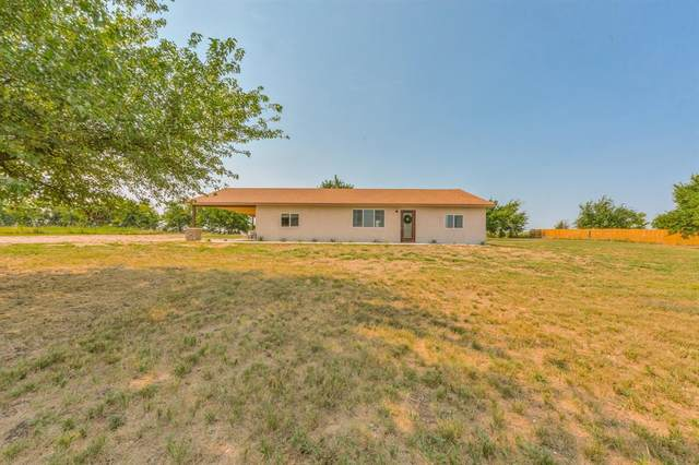 130 Private Road 4441, Rhome, TX 76234 (MLS #14408231) :: The Mauelshagen Group