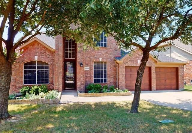 3209 Button Bush Drive, Fort Worth, TX 76244 (MLS #14408547) :: The Daniel Team