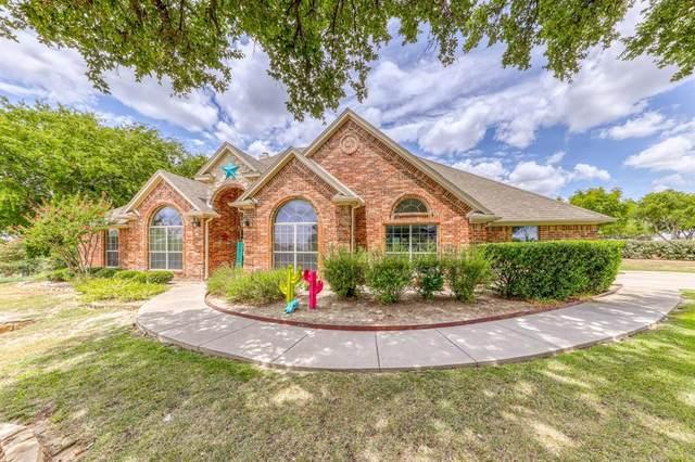 102 Timaaron Court, Weatherford, TX 76085 (MLS #14408948) :: The Mauelshagen Group