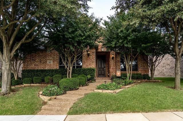 1407 Lampasas Drive, Allen, TX 75013 (MLS #14408949) :: Maegan Brest | Keller Williams Realty