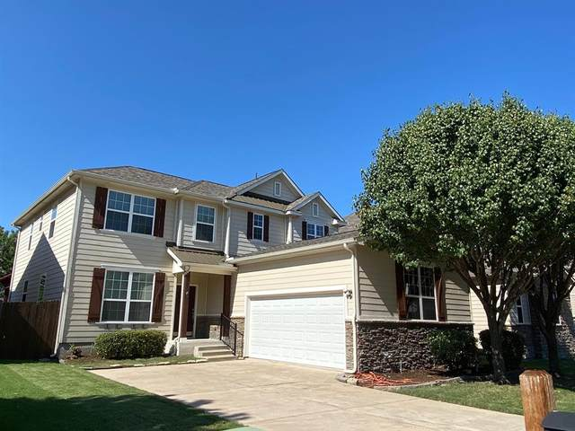 6820 Cotton Seed Drive, Mckinney, TX 75070 (MLS #14408994) :: The Heyl Group at Keller Williams