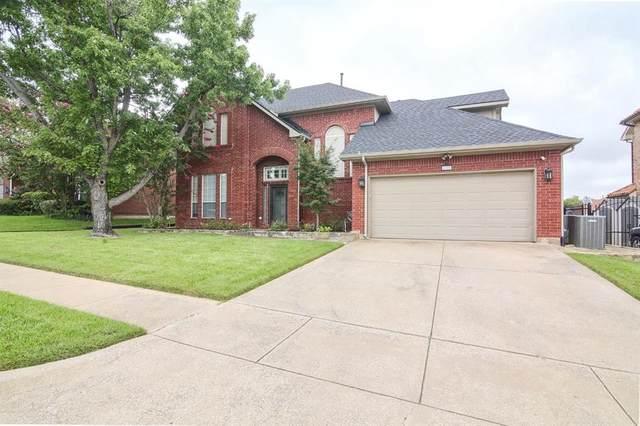 6805 Greenleaf Drive, North Richland Hills, TX 76182 (MLS #14409232) :: Team Tiller