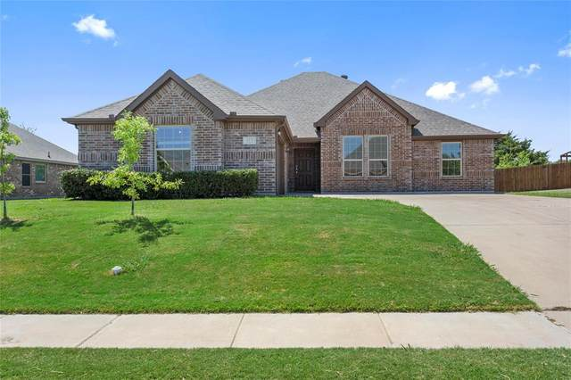 112 Anthony Lane, Red Oak, TX 75154 (MLS #14409578) :: The Heyl Group at Keller Williams