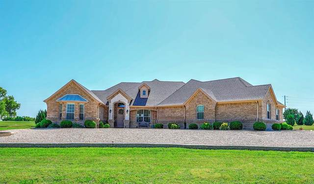 176 County Road 3629, Gainesville, TX 76240 (MLS #14410093) :: Keller Williams Realty