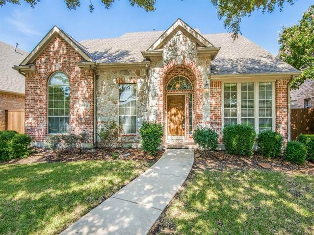 4571 Duval Drive, Frisco, TX 75034 (MLS #14411299) :: Real Estate By Design