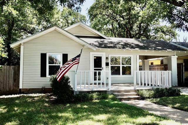 911 Cherry Street, Graham, TX 76450 (MLS #14411683) :: The Heyl Group at Keller Williams