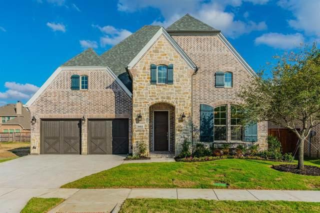 8013 Regent, The Colony, TX 75056 (MLS #14412120) :: The Kimberly Davis Group