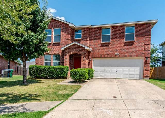 6105 Countess Lane, Denton, TX 76210 (MLS #14412175) :: The Good Home Team