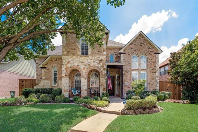 2510 Merlin Drive, Lewisville, TX 75056 (MLS #14412421) :: The Mitchell Group