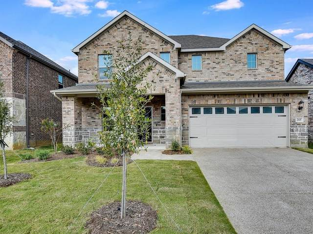 205 Fieldstone Drive, Melissa, TX 75454 (MLS #14412433) :: Real Estate By Design