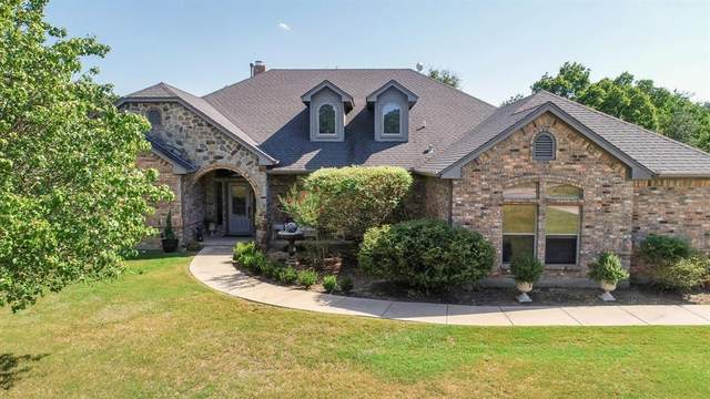 116 Sandpiper Drive, Weatherford, TX 76088 (MLS #14412567) :: The Kimberly Davis Group