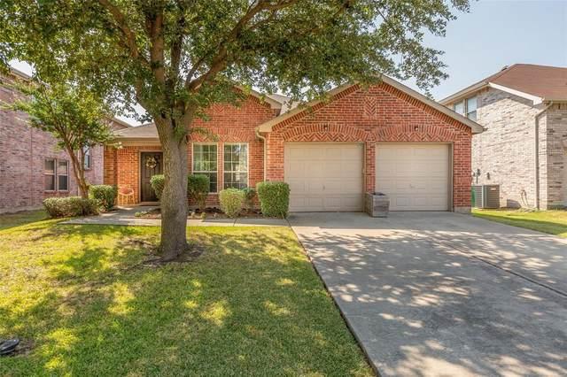 2304 Eisenhower Drive, Mckinney, TX 75071 (MLS #14412684) :: The Rhodes Team