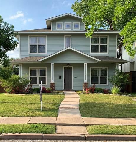5303 Bonita Avenue, Dallas, TX 75206 (MLS #14412787) :: The Daniel Team