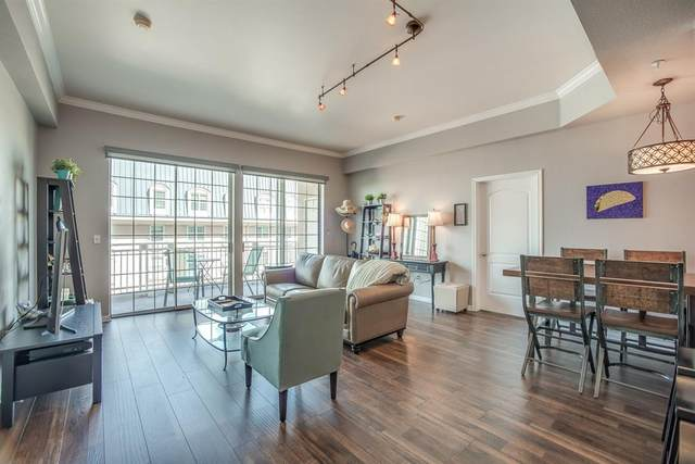 3225 Turtle Creek Boulevard #642, Dallas, TX 75219 (MLS #14413018) :: Frankie Arthur Real Estate