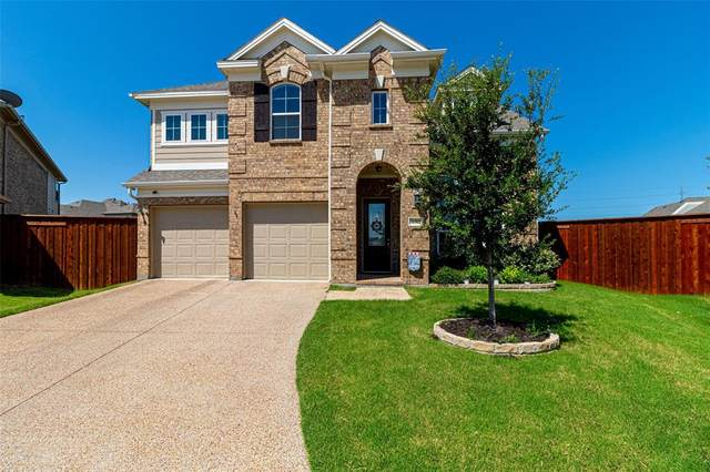 4000 Silk Vine Court, Fort Worth, TX 76262 (MLS #14413110) :: Potts Realty Group