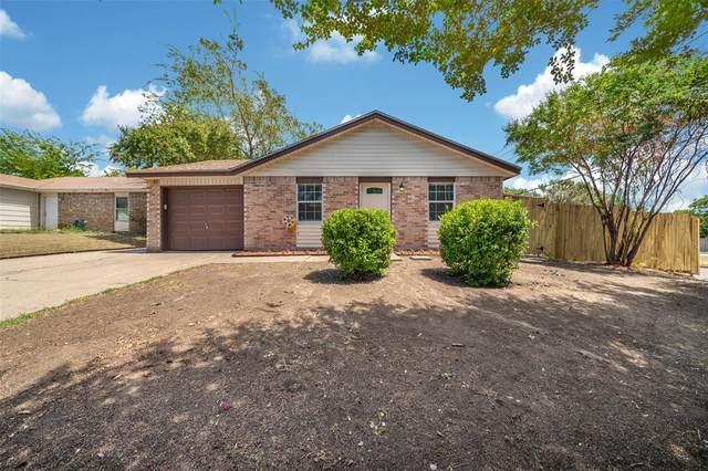 100 N Bugle Drive, Fort Worth, TX 76108 (MLS #14413338) :: Team Tiller