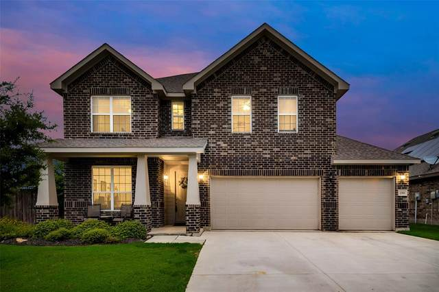 2301 Gutierrez Drive, Fort Worth, TX 76177 (MLS #14413718) :: The Mitchell Group