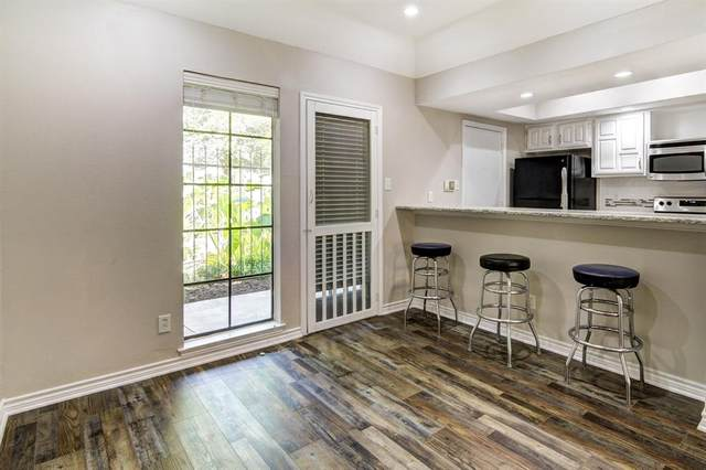3105 San Jacinto Street #119, Dallas, TX 75204 (MLS #14414030) :: Premier Properties Group of Keller Williams Realty