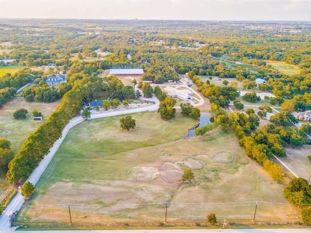 2201 E Hickory Hill Road, Argyle, TX 76226 (MLS #14414111) :: The Kimberly Davis Group