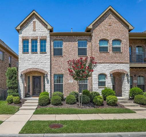 4149 Indian Run Drive, Carrollton, TX 75010 (MLS #14414492) :: Team Tiller