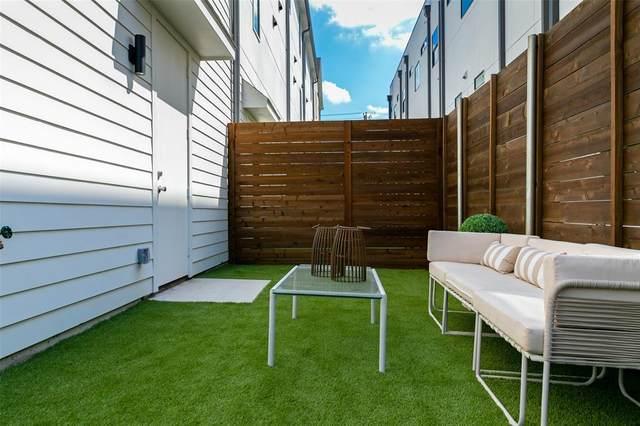 2311 N Carroll Avenue B, Dallas, TX 75204 (MLS #14414748) :: The Hornburg Real Estate Group