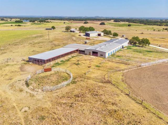 12840 Highway 6, Iredell, TX 76649 (MLS #14414840) :: The Heyl Group at Keller Williams