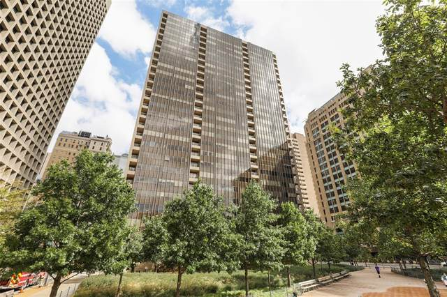 1200 Main Street #811, Dallas, TX 75202 (MLS #14414868) :: The Mitchell Group