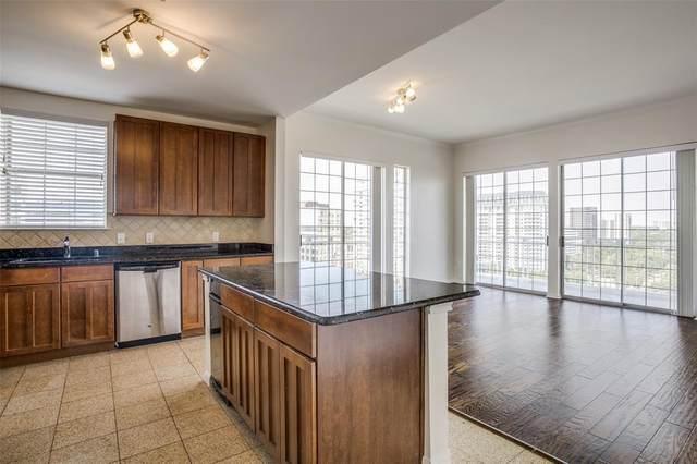 3225 Turtle Creek Boulevard #1548, Dallas, TX 75219 (MLS #14415105) :: Frankie Arthur Real Estate