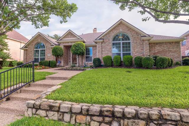 904 Blue Jay Lane, Coppell, TX 75019 (MLS #14415213) :: Real Estate By Design